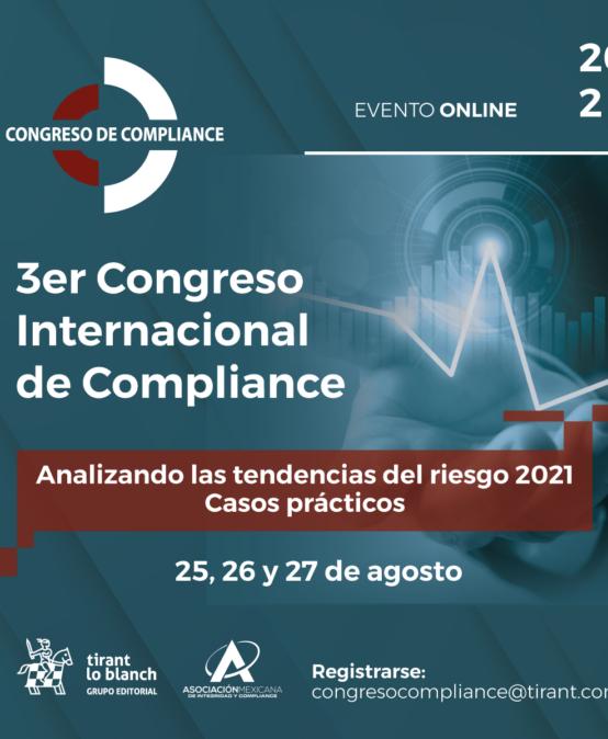 3er Congreso Internacional de Compliance
